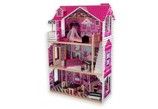 Kidkraft Domeček pro panenky Amelia (domeček Amelia)